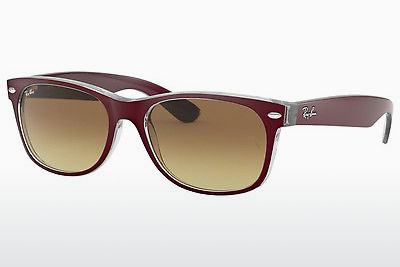 Aurinkolasit Ray-Ban NEW WAYFARER (RB2132 605485) - Purppura, Bordo