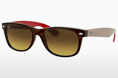 Aurinkolasit Ray-Ban NEW WAYFARER (RB2132 618185) - Ruskea, Havanna