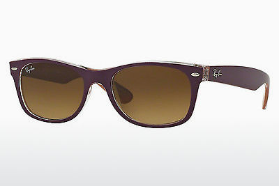 Aurinkolasit Ray-Ban NEW WAYFARER (RB2132 619285) - Purppura, Violet
