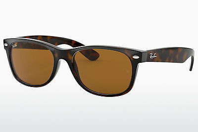 Aurinkolasit Ray-Ban NEW WAYFARER (RB2132 710) - Ruskea, Havanna