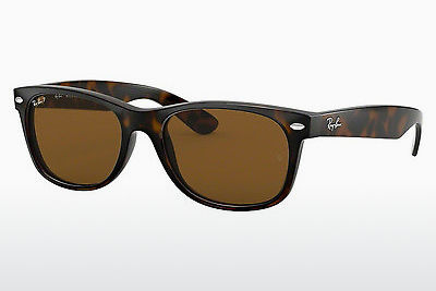 Aurinkolasit Ray-Ban NEW WAYFARER (RB2132 902/57) - Ruskea, Havanna