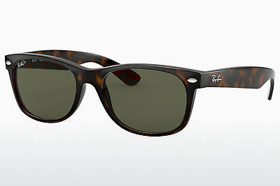 Aurinkolasit Ray-Ban NEW WAYFARER (RB2132 902/58) - Ruskea, Havanna