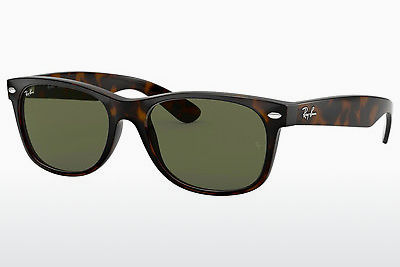 Aurinkolasit Ray-Ban NEW WAYFARER (RB2132 902) - Ruskea, Havanna