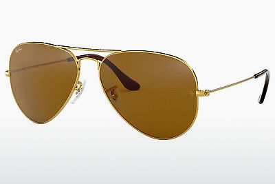 Aurinkolasit Ray-Ban AVIATOR LARGE METAL (RB3025 001/33) - Kulta