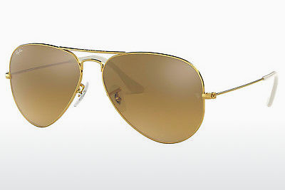 Aurinkolasit Ray-Ban AVIATOR LARGE METAL (RB3025 001/3K) - Kulta
