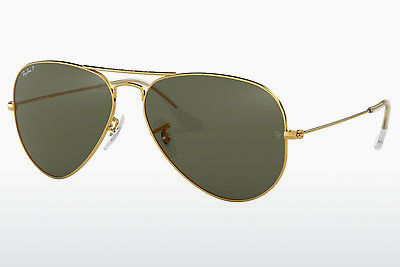 Aurinkolasit Ray-Ban AVIATOR LARGE METAL (RB3025 001/58) - Kulta