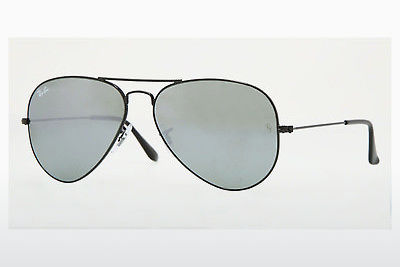 Aurinkolasit Ray-Ban Aviator Large Metal (RB3025 002/40) - Musta