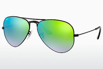 Aurinkolasit Ray-Ban AVIATOR LARGE METAL (RB3025 002/4J) - Musta