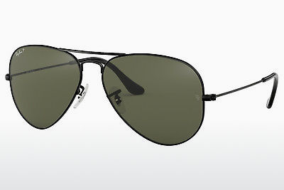 Aurinkolasit Ray-Ban AVIATOR LARGE METAL (RB3025 002/58) - Musta