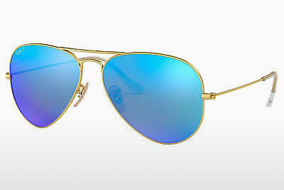 Aurinkolasit Ray-Ban AVIATOR LARGE METAL (RB3025 112/4L) - Kulta
