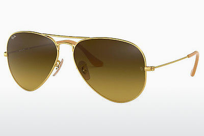 Aurinkolasit Ray-Ban AVIATOR LARGE METAL (RB3025 112/85) - Kulta