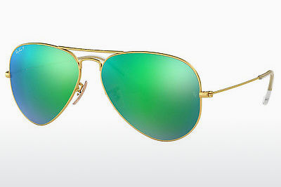 Aurinkolasit Ray-Ban AVIATOR LARGE METAL (RB3025 112/P9) - Kulta