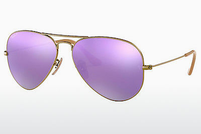 Aurinkolasit Ray-Ban AVIATOR LARGE METAL (RB3025 167/1R) - Ruskea, Pronssi