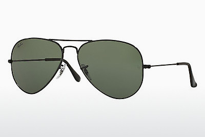 Aurinkolasit Ray-Ban AVIATOR LARGE METAL (RB3025 W3329) - Musta