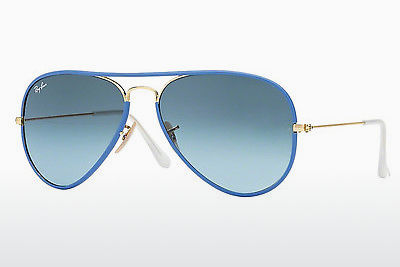 Aurinkolasit Ray-Ban AVIATOR FULL COLOR (RB3025JM 001/4M) - Kulta