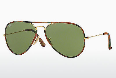 Aurinkolasit Ray-Ban AVIATOR FULL COLOR (RB3025JM 168/4E) - Kulta