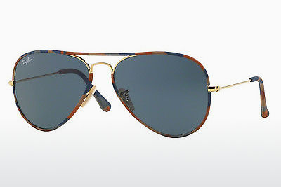 Aurinkolasit Ray-Ban AVIATOR FULL COLOR (RB3025JM 170/R5) - Kulta