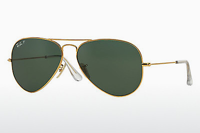 Aurinkolasit Ray-Ban AVIATOR LARGE GOLD (K) (RB3025K 160/N5) - Kulta