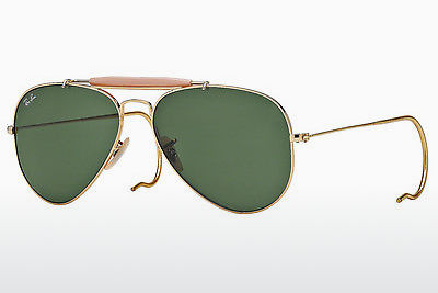 Aurinkolasit Ray-Ban OUTDOORSMAN (RB3030 L0216) - Kulta