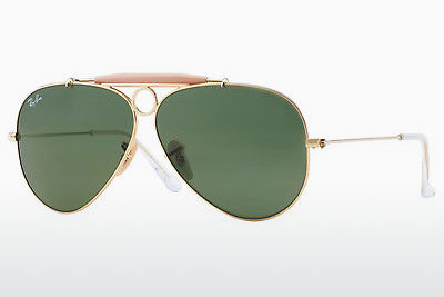 Aurinkolasit Ray-Ban SHOOTER (RB3138 001) - Kulta