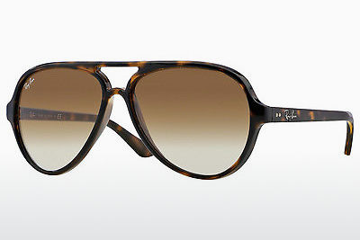 Aurinkolasit Ray-Ban CATS 5000 (RB4125 710/51) - Ruskea, Havanna