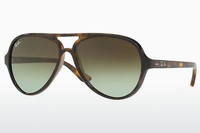 Aurinkolasit Ray-Ban CATS 5000 (RB4125 710/A6) - Ruskea, Havanna