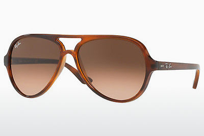 Aurinkolasit Ray-Ban CATS 5000 (RB4125 820/A5) - Ruskea, Havanna