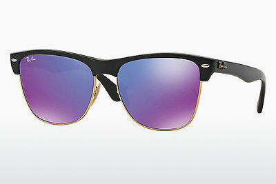 Aurinkolasit Ray-Ban CLUBMASTER OVERSIZED (RB4175 877/1M) - Musta