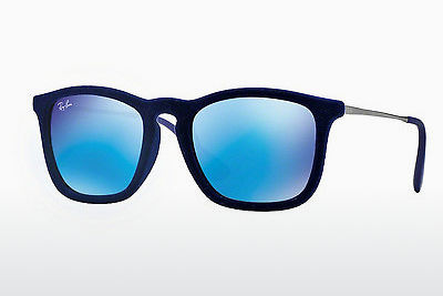 Aurinkolasit Ray-Ban CHRIS (RB4187 608155) - Sininen