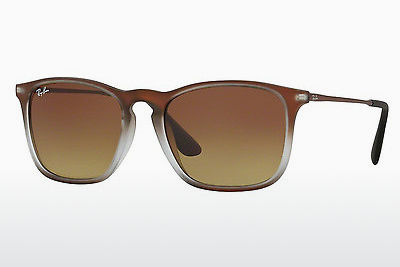 Aurinkolasit Ray-Ban CHRIS (RB4187 622413) - Ruskea