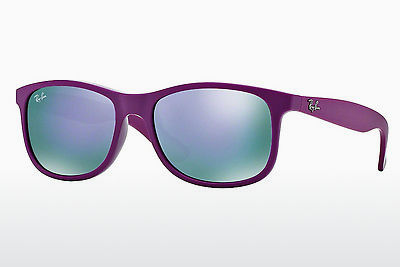 Aurinkolasit Ray-Ban ANDY (RB4202 60714V) - Purppura