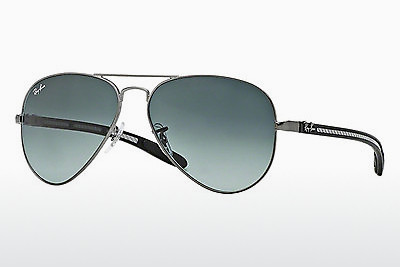 Aurinkolasit Ray-Ban AVIATOR TM CARBON FIBRE (RB8307 029/71) - Harmaa