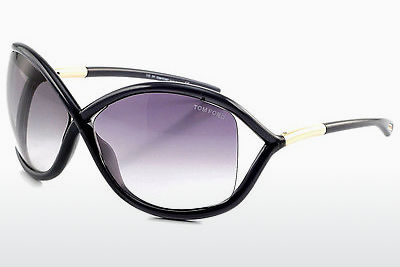 Aurinkolasit Tom Ford Whitney (FT0009 0B5) - Harmaa