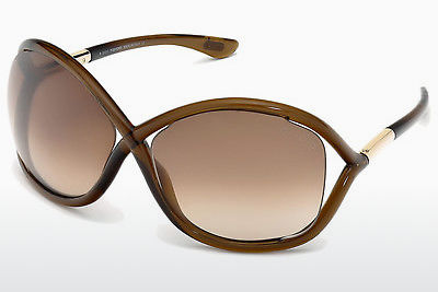 Aurinkolasit Tom Ford Whitney (FT0009 692) - Ruskea