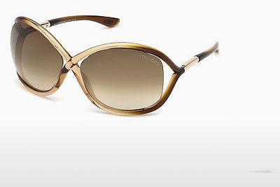 Aurinkolasit Tom Ford Whitney (FT0009 74F) - Roosa