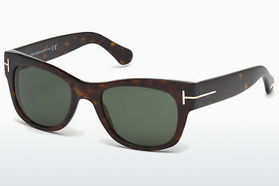 Aurinkolasit Tom Ford Cary (FT0058 52N) - Ruskea, Dark, Havana