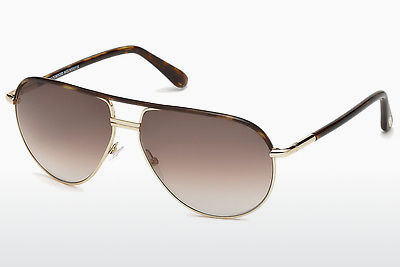 Aurinkolasit Tom Ford Cole (FT0285 52K) - Ruskea, Dark, Havana