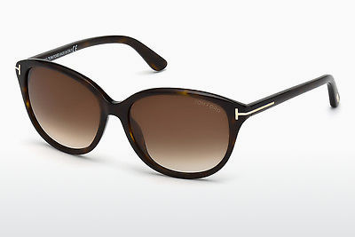 Aurinkolasit Tom Ford Karmen (FT0329 52F) - Ruskea, Havanna