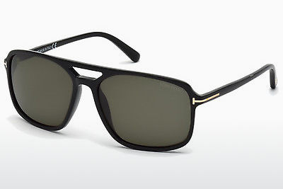 Aurinkolasit Tom Ford Terry (FT0332 01B) - Musta