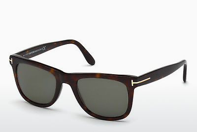 Aurinkolasit Tom Ford Leo (FT0336 56R) - Ruskea, Havanna