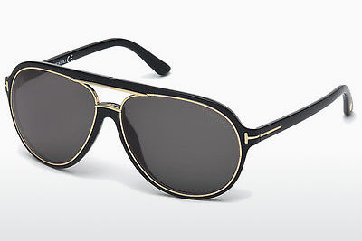 Aurinkolasit Tom Ford Sergio (FT0379 01A) - Musta