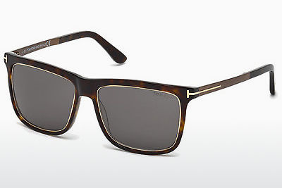 Aurinkolasit Tom Ford Karlie (FT0392 52J) - Ruskea, Dark, Havana