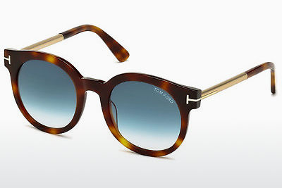 Aurinkolasit Tom Ford Janina (FT0435 52P) - Ruskea, Havana