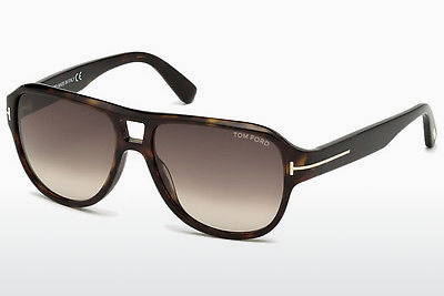 Aurinkolasit Tom Ford Dylan (FT0446 52K) - Ruskea, Havana