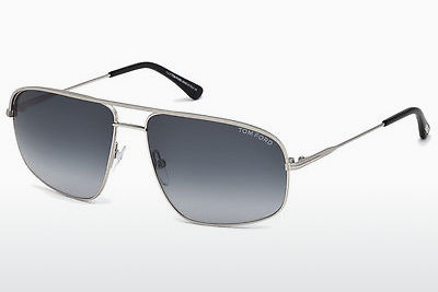 Aurinkolasit Tom Ford Justin Navigator (FT0467 17W) - Harmaa, Matt, Palladium