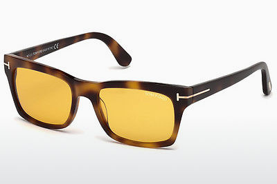 Aurinkolasit Tom Ford Frederik (FT0494 52E) - Ruskea, Dark, Havana
