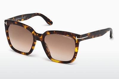Aurinkolasit Tom Ford Amarra (FT0502 52F) - Ruskea, Dark, Havana