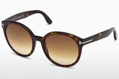 Aurinkolasit Tom Ford Philippa (FT0503 52F) - Ruskea, Dark, Havana