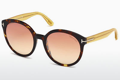 Aurinkolasit Tom Ford Philippa (FT0503 52Z) - Ruskea, Dark, Havana