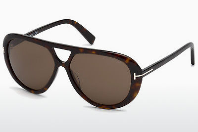 Aurinkolasit Tom Ford Marley (FT0510 52J) - Ruskea, Dark, Havana